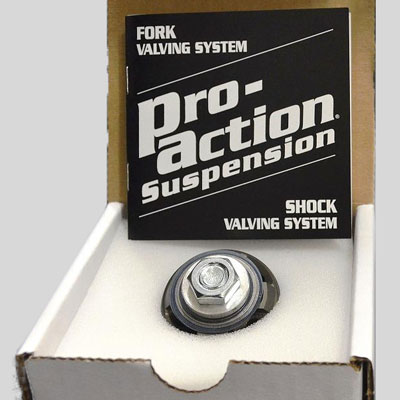 Pro-Action Shock Valving System